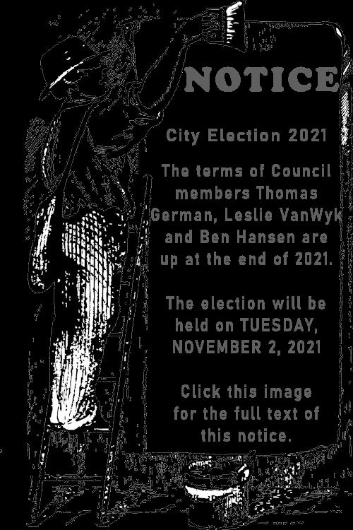 City Election 2021